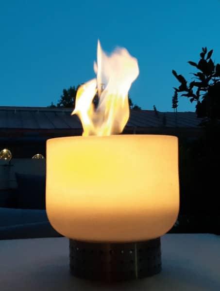 Tischfeuerschale Q20 Feuerschale bei Gartenmode kaufen