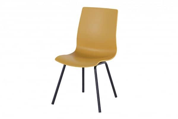 Aluminium Stuhl Sophie Rondo Wave