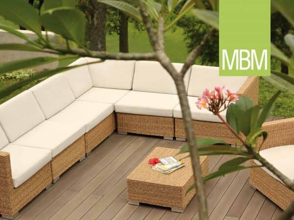 "MBM Mirotex-Twist Lounge ""Bellini"" : gartenmode.de"